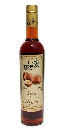 Сироп TOP sirop Лесной орех 0,9 л