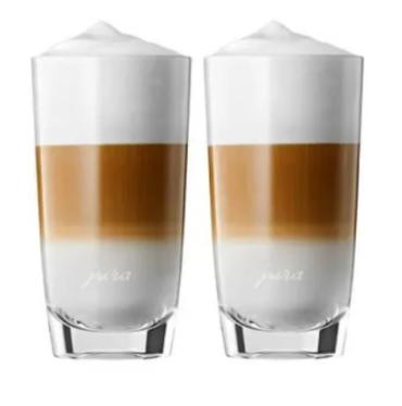 Набор стаканов для латте Jura 270 мл (2 шт)