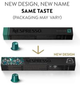 Стоимость Кофе в капсулах Nespresso Fortissio lungo 10 шт
