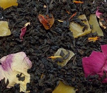 Стоимость Чай черный рассыпной Trevi Манго маракуя 1 кг