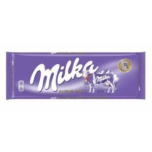 Шоколад Milka Alpenmilch 300 г