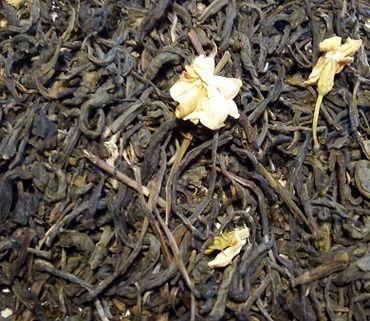 Стоимость Чай Зеленый рассыпной Trevi Зеленый Молихуа 100 г