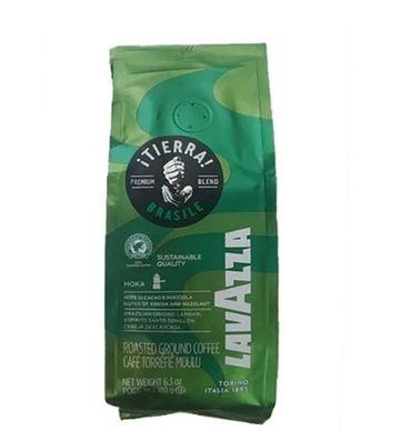 Кофе молотый Lavazza Tierra Brasile Espresso Мока 180 г