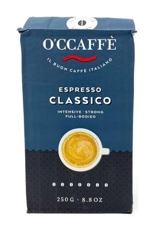 Кофе молотый O'CCAFFE ESPRESSO CLASSICO 250 г