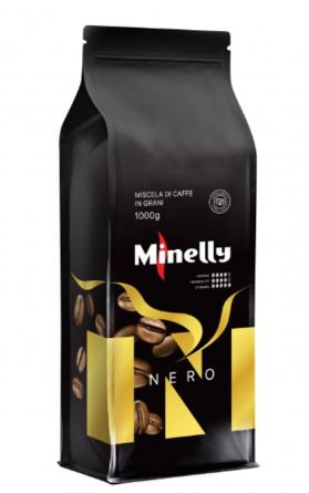Кофе в зернах Minelly Nero 1 кг