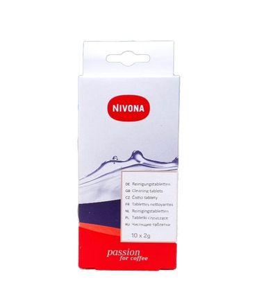Цена Таблетки для очистки от масел и жиров Nivona NIRT701