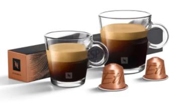 Цена Кофе в капсулах Nespresso Ethiopia 10 шт