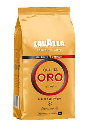 Кофе в зернах Lavazza Qualita Oro 6 кг (ящик) 399 грн за кг
