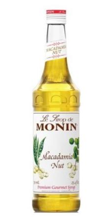 Сироп Monin Макадамский орех 0,7 л