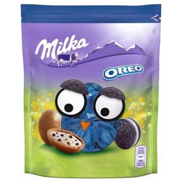 Шоколадные конфеты Milka Oreo 86 г