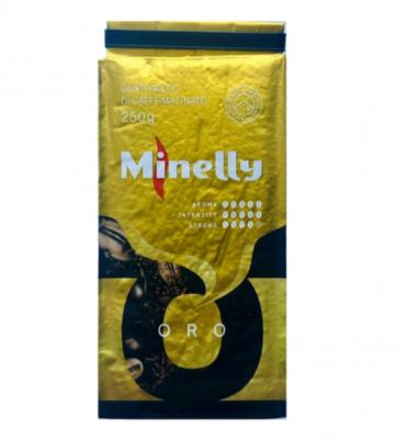 Кофе молотый Minelly Oro 250 г