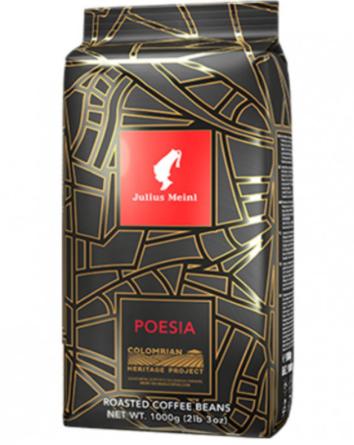 Кофе в зернах Julius Meinl Poesia  1кг