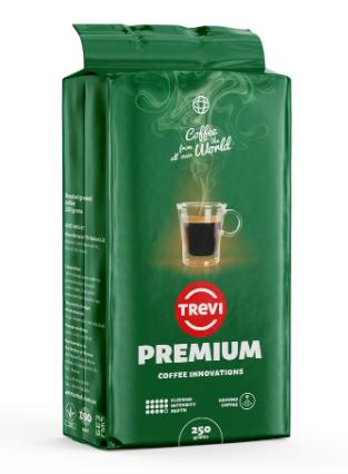 Кофе молотый Trevi Premium 250 г