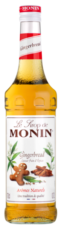 Сироп Monin Имбирный пряник 0,7 л
