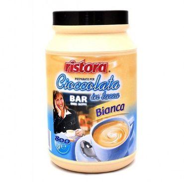 Горячий шоколад Ristora Bar Cioccolata Bianca White 800 г