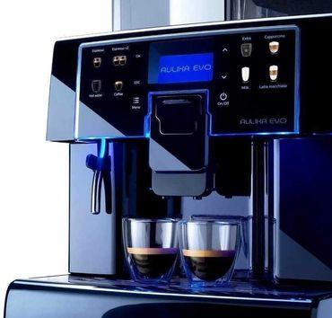 Цена Кофемашина Saeco Aulika Evo Top High Speed Cappuccino (10005374)