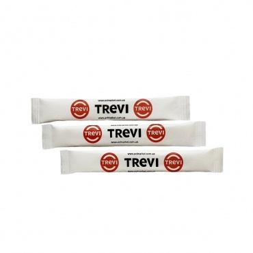 Сахар в стиках с логотипом Trevi - 1 кг