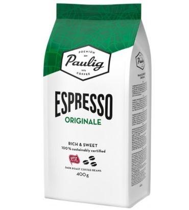 Кофе в зернах Paulig Espresso Originale 400 г