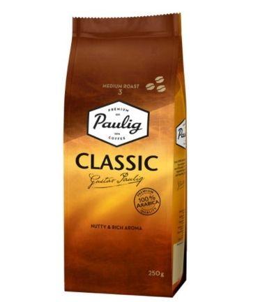 Кофе в зернах Paulig Classic 250 г