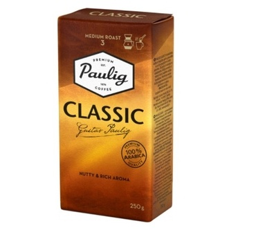 Кофе молотый Paulig Classic 250 г