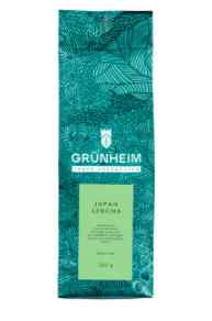 Чай зеленый Grunheim Japan Sencha 250 г