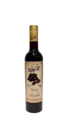 Сироп TOP sirop Шоколад 0,9 л
