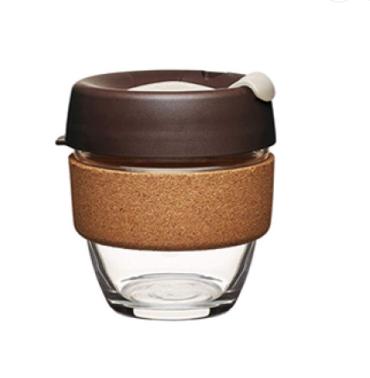 Чашка Keep Cup Small Brew Almond Cork 227 мл (BCALM08)