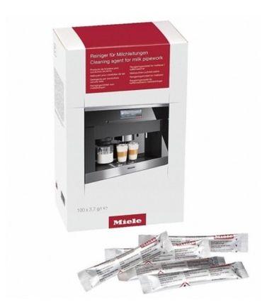 Порошок в стиках для очистки молочной системы Miele (100 x 3,7 г) 10180270