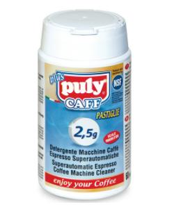 Таблетки для очистки групп Puly Caff 60 шт х 2,5 г