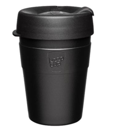 Термочашка KeepCup Thermal Black 340 мл (TBLA12)