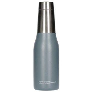 Термобутылка Asobu Oasis Серый 590 мл (SBV23 GREY)