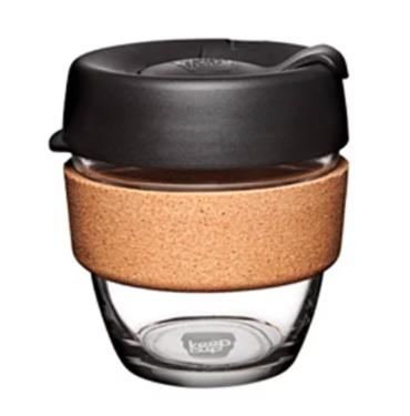 Чашка Keep Cup Small Brew Espresso Cork 227мл (BESP08)