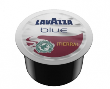 Кофе в капсулах Lavazza Blue Tierra - 100 шт