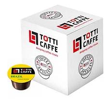 Кофе в капсулах Totti Brazil - 100 шт