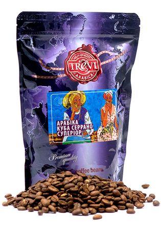 Цена Кофе в зёрнах Trevi Арабика Куба Серрано Супериор 250 г