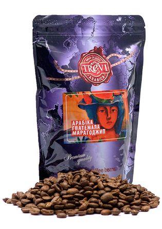 Цена Кофе в зёрнах Trevi Арабика Гватемала Марагоджип 250 г