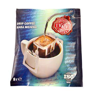 Цена Дрип кофе Trevi Crema 200x8 г