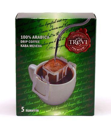 Цена Дрип кофе Trevi Premium 5х8 г