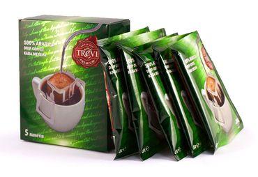 Отзывы Дрип кофе Trevi Premium 5х8 г