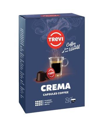 Кофе в капсулах Trevi Crema nespresso - 20 шт