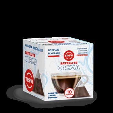 Бокс кофе в пирамидках TREVI Crema 10 г x 10 шт