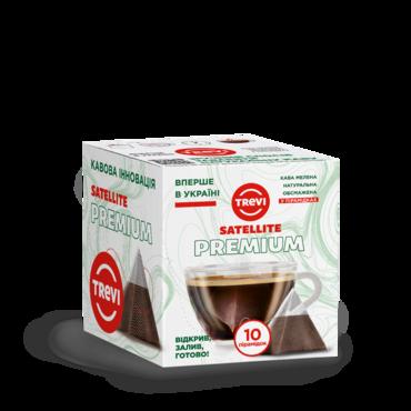 Бокс кофе в пирамидках TREVI Premium 10 г x 10 шт
