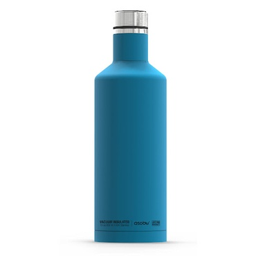 Термобутылка Asobu TIMES SQUARE Синий 450 мл (SBV15 BLUE)