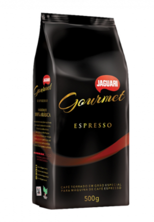 Кофе в зернах Jaguari Gourmet Espresso 500 г