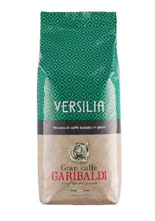 Кофе в зёрнах Garibaldi Versilia 1кг