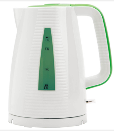 Цена Электрочайник POLARIS PWK 1743C зеленый
