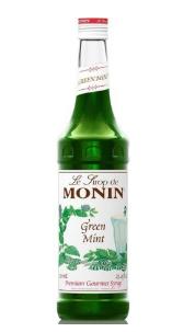 Сироп Monin Зеленая Мята 0,7 л