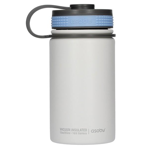 Купить со скидкой Термобутылка Asobu Mini Hiker 0,354 л TMF3 WHITE