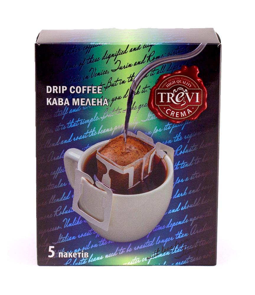 Дрип-кофе Trevi Crema 5х8 г