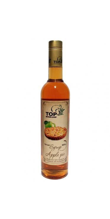Сироп TOP sirop Яблочный пирог 0,9 л